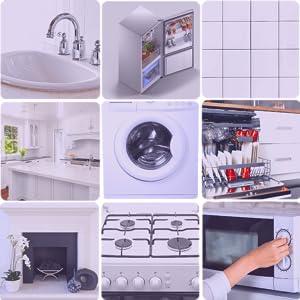 fridge scratch repair appliance