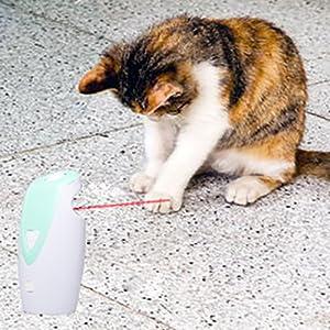 non handheld cat laser  toy