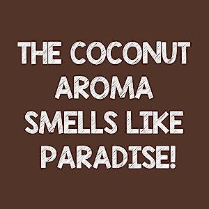 pureSCRUBS Coconut Body Scrub Aroma