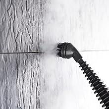 Limpiador a Vapor de Paredes, Azulejos, Mármol, Granito y superficies duras