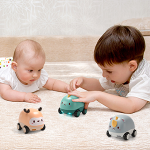 Crawling Toy Cars