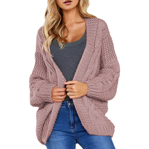 Loom cardigan Loose coat Oversized Wool Cardigan Bulky Ethnic Cardigan Bulky Cardigan Chunky sweater with elbow patches Bulky wear
