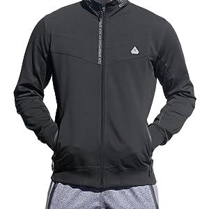 scr sportswear mens top sweatshirt bomber jacket track suit jogging mens set casual mens for tall lt