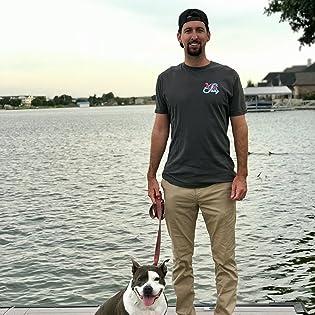 Brian and his dog Stella