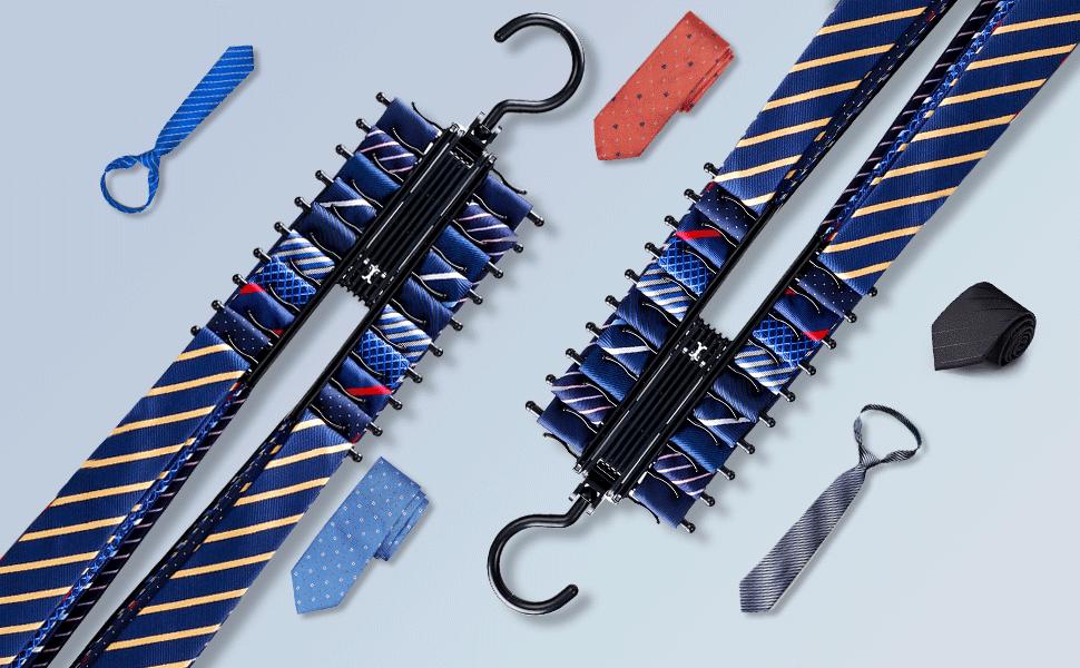 IPOW Tie Rack