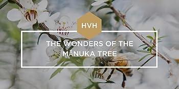 manuka tree new zealand honey