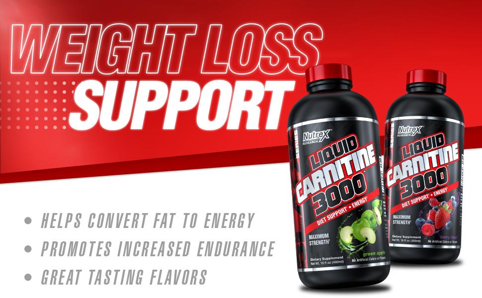 Liquid Carnitine Weight loss