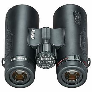 Rear view of Bushnell Ultra HD L-series Binoculars