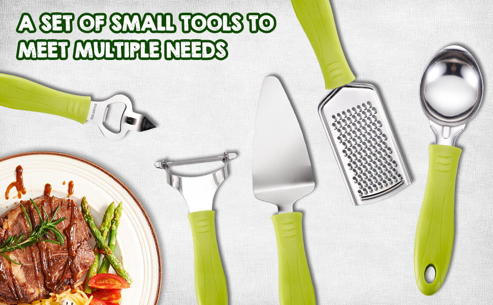 42-Piece Kitchen Utensil Set