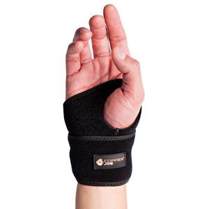 Wrist wrap small medium large extralarge 2xl men women kids fingers soft washable compression copper