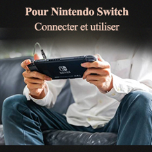 Casque Gaming Audio Switch