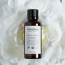 embrace body oil