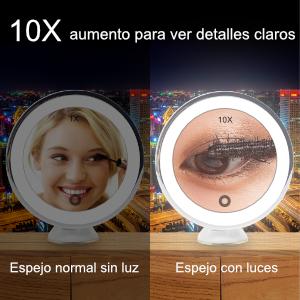 10x mirror