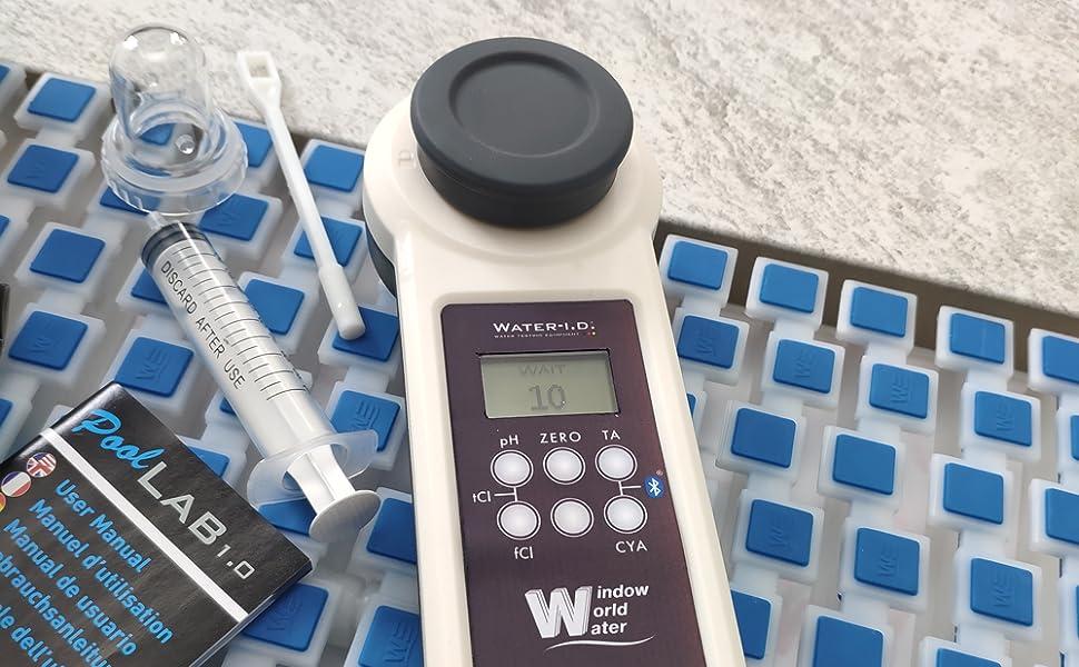 pool test kit