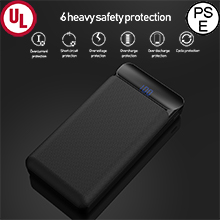 portable charger power bank safty design