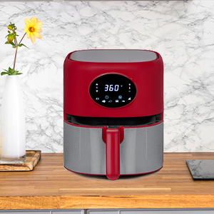 air fryer 3.7 qt fast healthy cooking