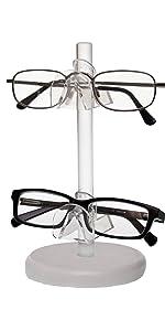 Marketing Holders 2 Tier Acrylic Sunglasses Eyeglasses Display