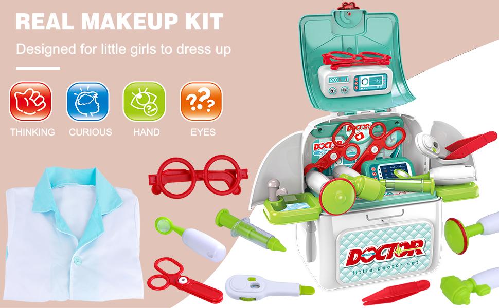 Kids Doctor Play Kit