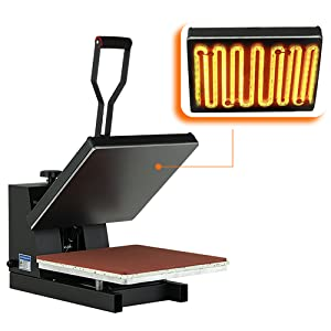 Nurxiovo heat press