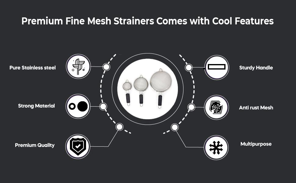 mesh strainer