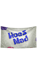 Hoes Mad Flag
