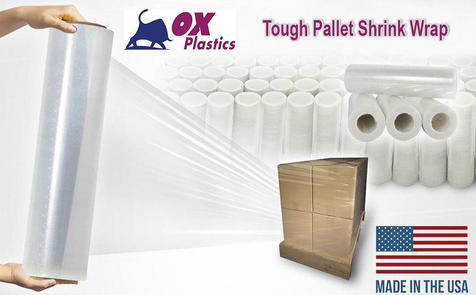 Tough Pallet Shrink Wrap