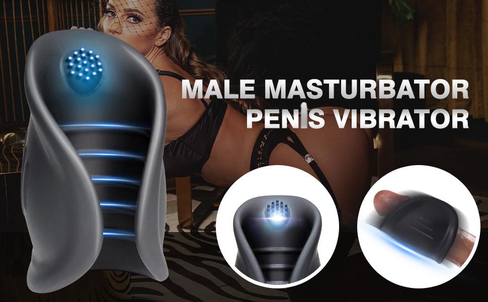 male masturbator