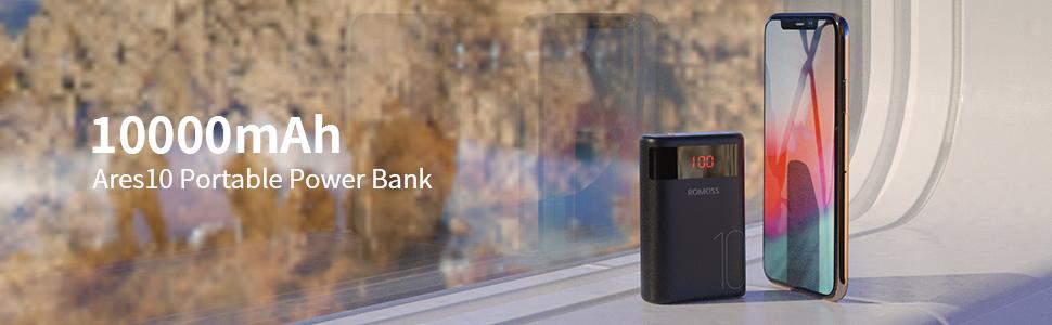10000 powerbank type c