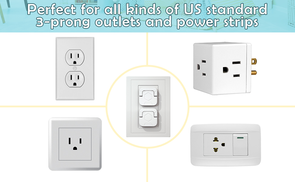 electric outlet cover