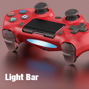 playstation 4 ps4 controller wireless ps4 remote gamepad joystick game controller with charger cable