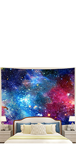 Galaxy Space Tapestry