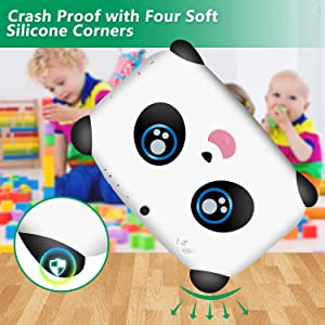Kid-Proof Silicone Case
