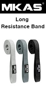 light grey dark gray black stretch bands