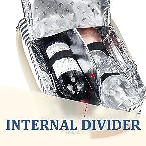 Internal Divider
