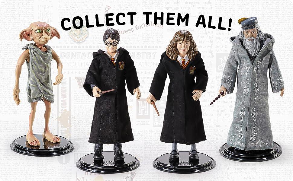 BendyFigs Harry Potter
