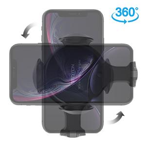 360 ° Drehung