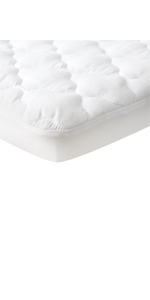 pack n play mattress pad cover