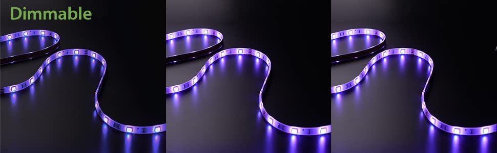 dimmable led strip light