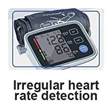 irregular heart rate detection