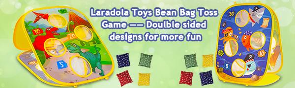 Toys Bean Bag Toss Game