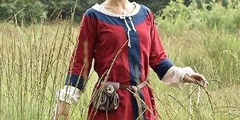 Gewandung Gewand Kleidung Mittelalter medieval mitelalter authentisch LARP Rollenspiel Karneval