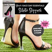 Stiletto High Heel Protectors for Grass and Weddings