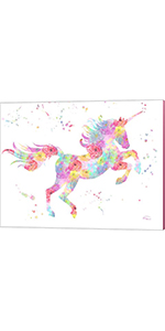 Unicorn White by Ramona Murdock
