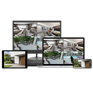 Flashandfocus.com 018a2099-3eb9-4d55-ad89-9dfe6cad364d.__CR0,0,300,300_PT0_SX300_V1___ Outdoor Security Camera, Wansview 1080P Wireless WiFi IP66 Waterproof Surveillance Home Camera with Motion Detection, 2…