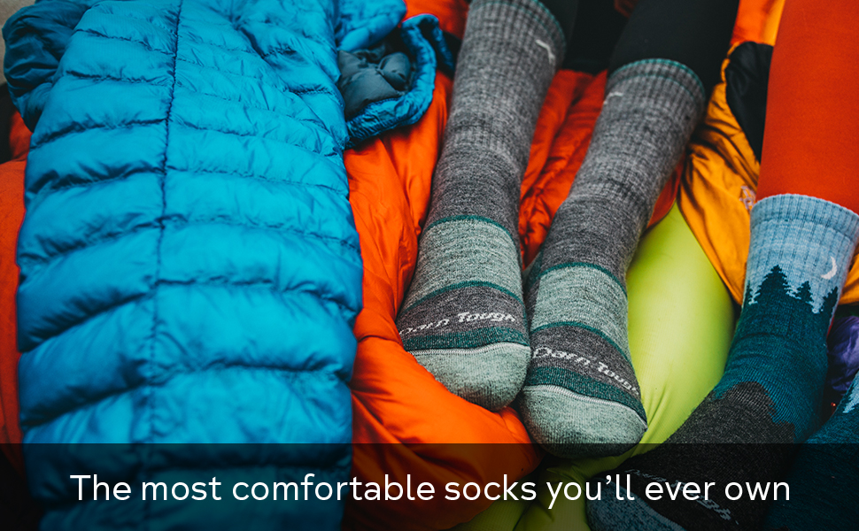 Womens Darn Tough Boot Full Cushion Sock