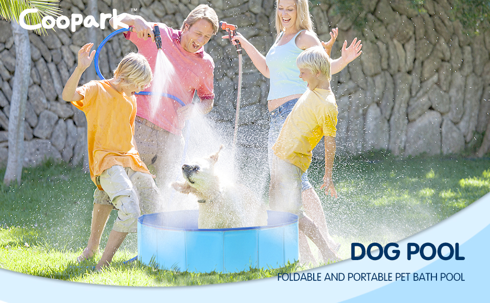 foldable pool for dogs