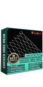 large chicken wire