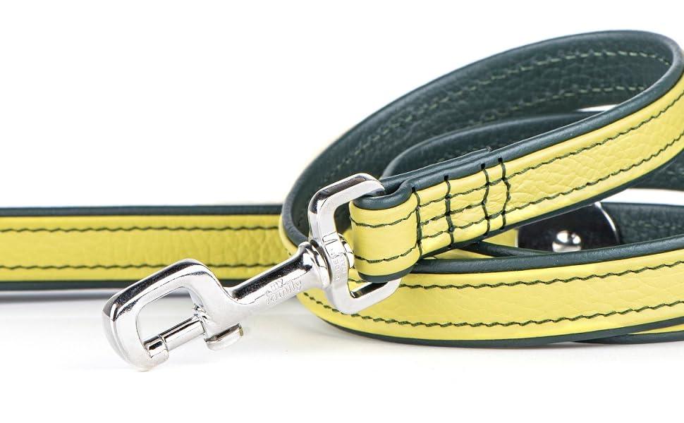 Firenze leather leash