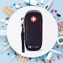 Convenient Storage for Medical Essentials
