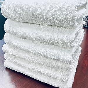 salon towels, gym towels, workout towels for man, bathroom hand towels, spa hand towels 16x27 towels